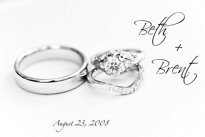 Brent and Beth Wedding