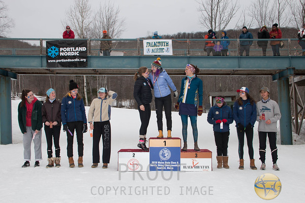 Class A Nordic Podium Pictures