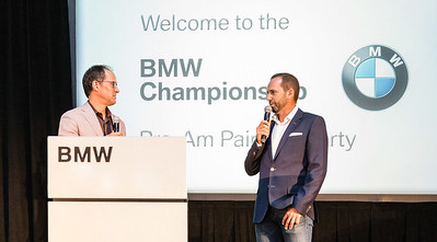 2016 BMW Championship -- Pro-Am Pairings Party