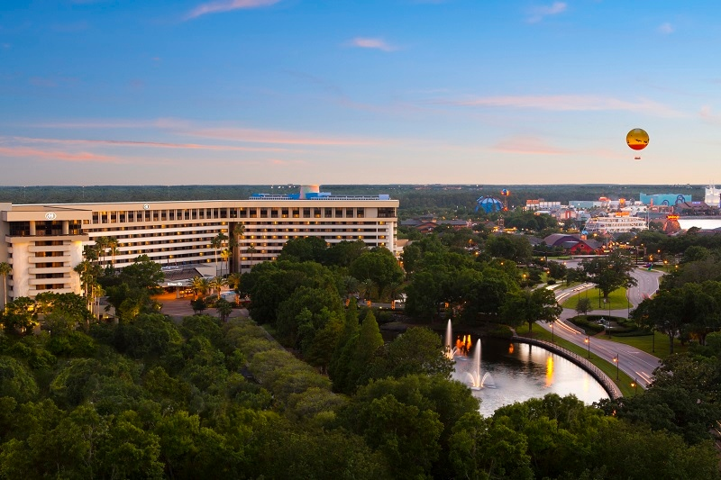 Seven Disney Springs Hotels offering big Summer Savings Promotion which includes 4-Park Magic Ticket