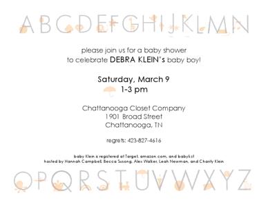 2013-03-09 Baby Shower!