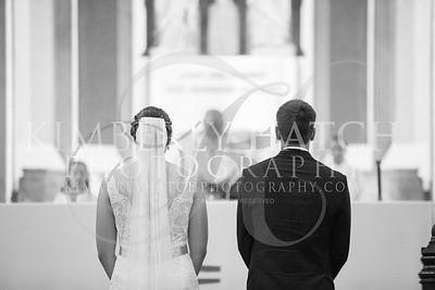 Ceremony- Annie Siemianowski Mike Asselin Wedding Photos- Sacred Heart Church Springfield, MA/ Hotel Northampton MA