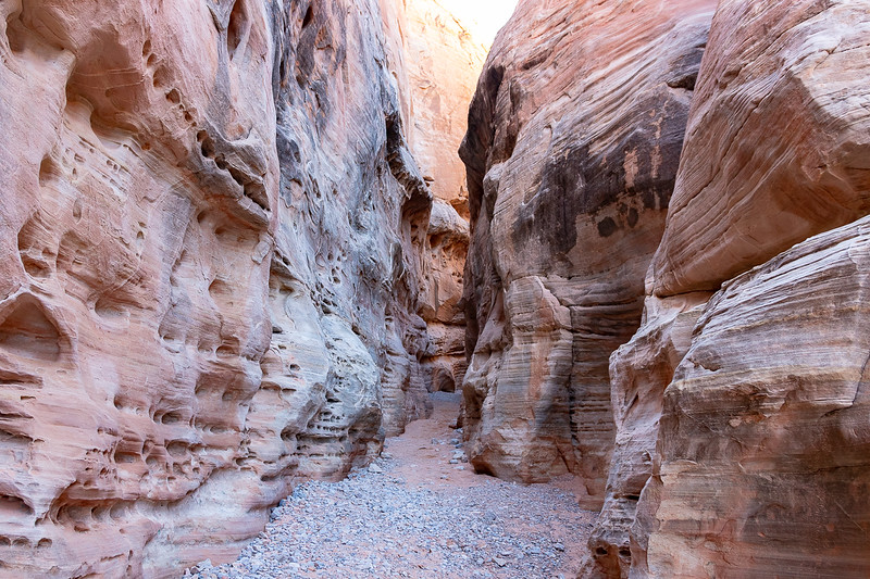 The Slot Canyon Again