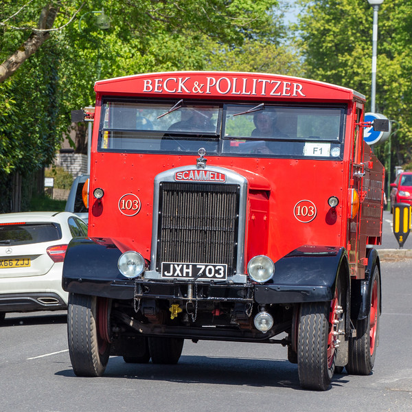 JXH703 1948 Scammell