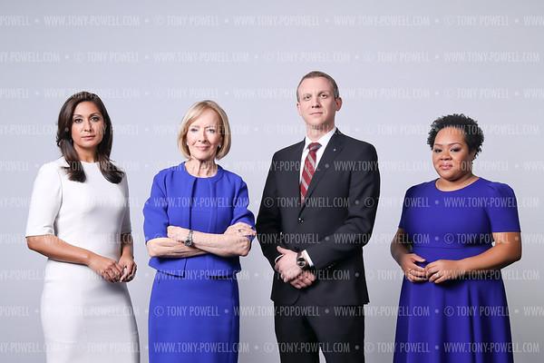 PBS Debate Moderators