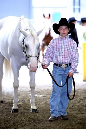 Sunday October 5, 2008 Wrangler horse shows