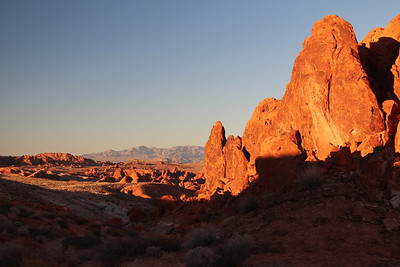 Valley of Fire NV Dec 2013