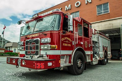 State of Delaware Fire Apparatus