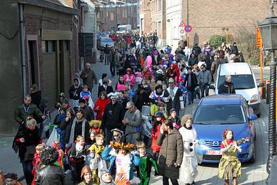 Kindercarnaval Steendorp 2011