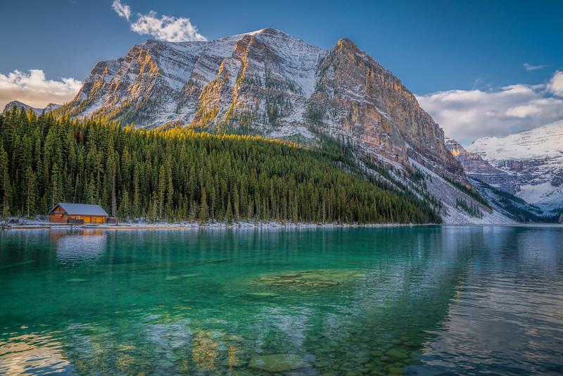 Lake Louise , Alberta