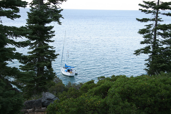 Tahoe Camping (D.I. Bliss)