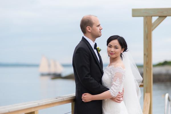 Ruoke and Reid's Wedding