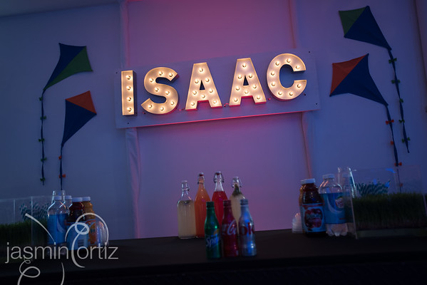 Isaac-Bar Mitzvah Celebration