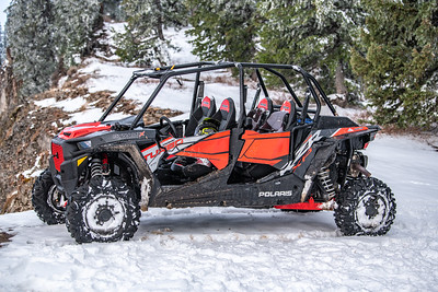 2018 Polaris RZR Turbo Dynamix 1000