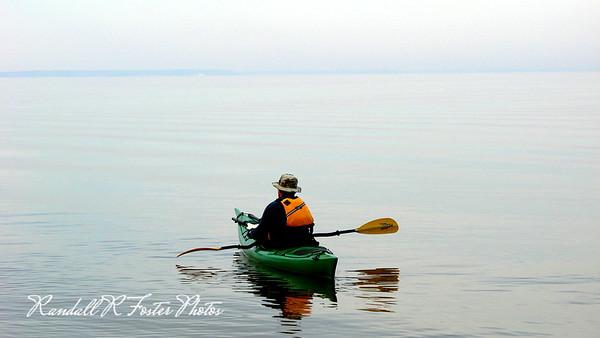 Neuse River Paddle 11-19-07