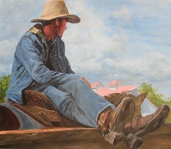 2020 Rodeo Art Winners