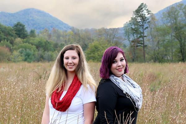 Jacquelynne & Mekayla