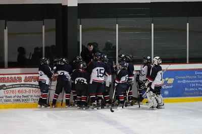PeeWee Minor 98 vs Moose Nov 14, 2009