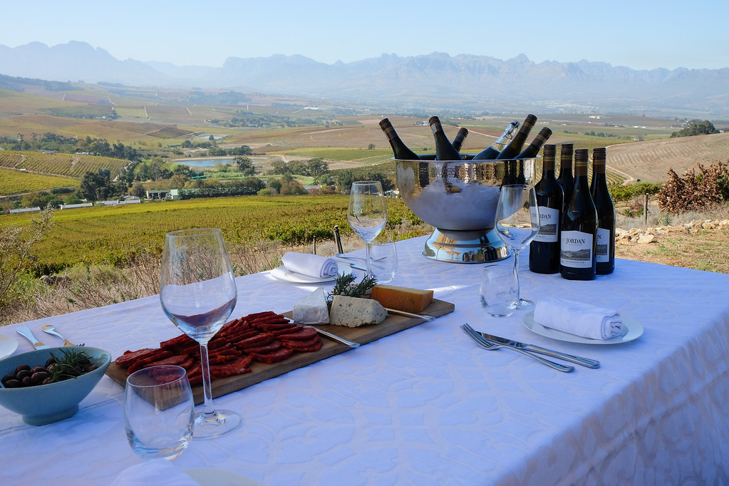 Picnic at Jordan Wine Estate