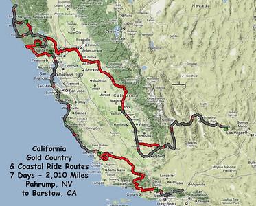 Ride Routes
