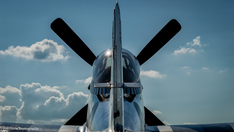 North American P-51 Mustang- Symmetry