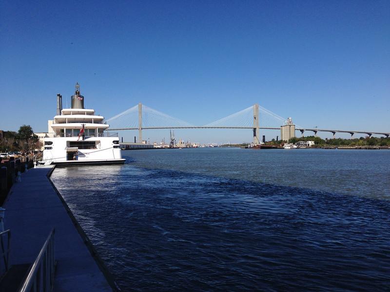 Savannah River Walk