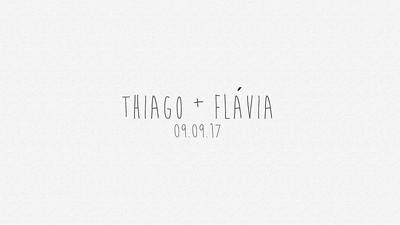 Thiago & Flávia 09-09-17