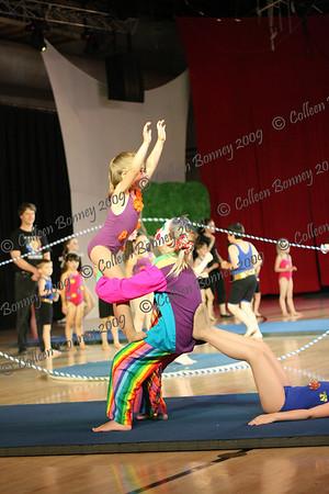 Circus 2009:  Friday, May 9th show