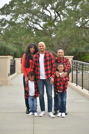 Reggie Family Session