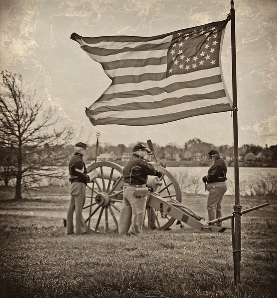 Neshaminy Civil War Re-enactment 2013