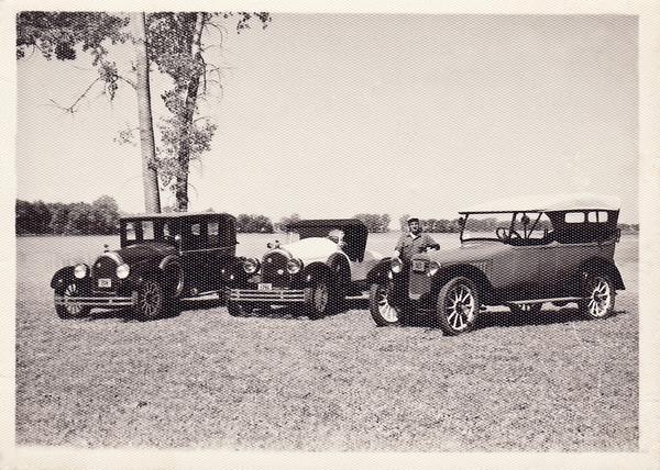 Uncle Virgil's Automobiles