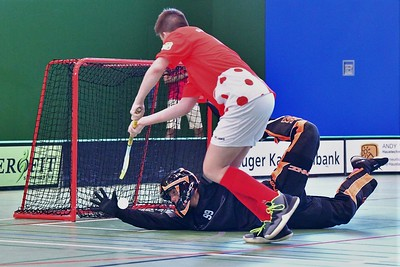 B18 Floorball Epalinges - ZGPD white