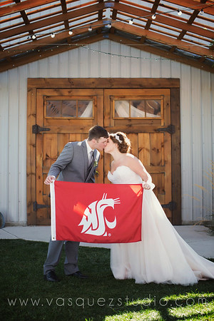 Conor + Shelby // Deer Park, WA wedding by Vasquez Photography
