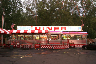 Diners of route 6 west