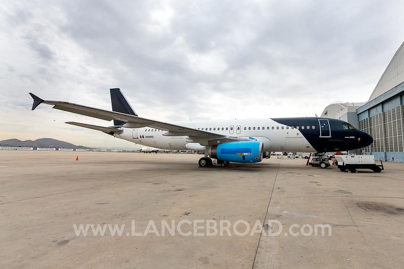 Ex-Mexicana  A320-200 - N260MD (ex: XA-MXT) - SBD