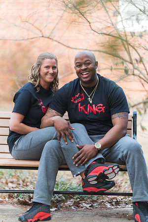 Corey & Brittany :: Engagement Session :: Fred Fletcher Park (AO&JO Photography & Videography) Raleigh Wedding Photographer