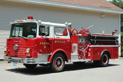 Byfield Fire Dept