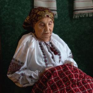 Baba's Christmas visit 2012