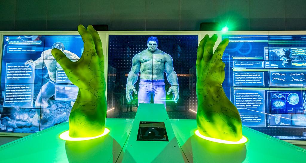 MARVEL'S AVENGERS S.T.A.T.I.O.N. - Hulk