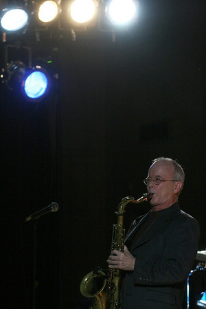 2009 (1) Pete Brewer with Joe LoCascio Trio
