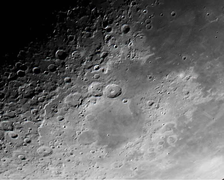 Theophilus Crater - Donovan Dev