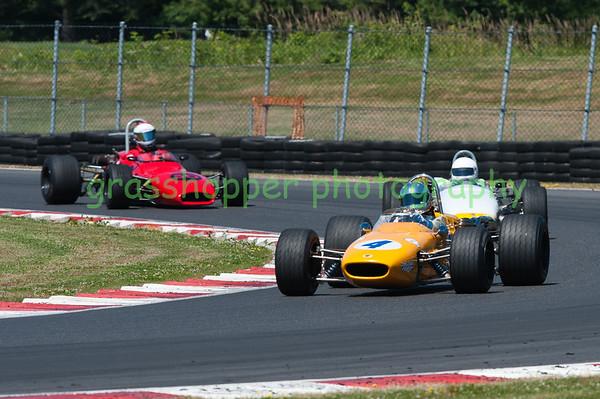 Group 6 - Formula and Sports Racing Cars