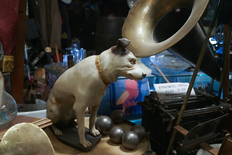 DSC00419 Warsaw - Old Town - His Master's Voice Dog in Shop Window.jpg