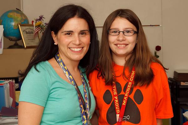 4th Grade Class Photos - Palermo Elementary