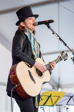 Suzanne Vega - 2017 Newport Folk Festival