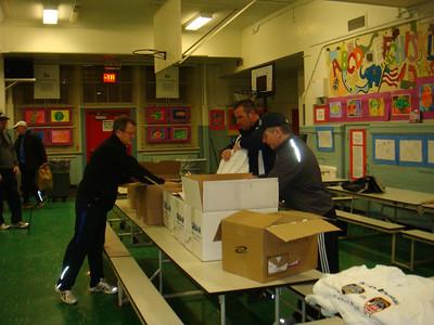 34th Annual NYPD vs FDNY 5 Mile Run 04/09/11