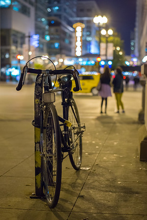 Bicycles of Chicago