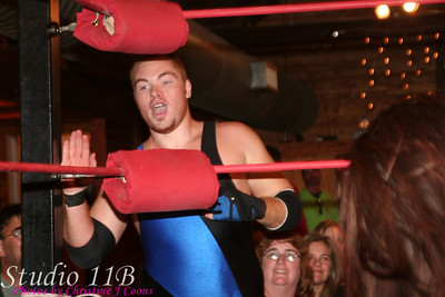 PWI 081102 - Mikey Chase & Taeler vs Ariel & Chris Battle with BMT