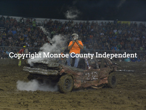 Monroe County Fair - Demo
