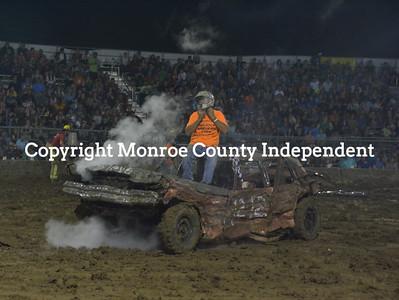 Monroe County Fair - Demo